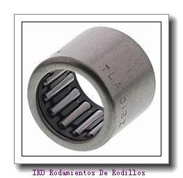 35 mm x 55 mm x 36 mm  INA NA6907-ZW Rodamientos De Agujas
