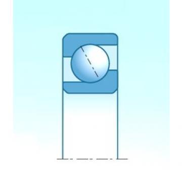 105 mm x 190 mm x 36 mm  NTN 5S-7221CT1B/GNP42 Cojinetes De Bola De Contacto Angular
