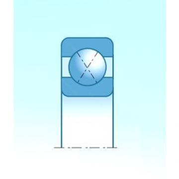 88,900 mm x 101,600 mm x 6,350 mm  NTN KXA035 Cojinetes De Bola De Contacto Angular