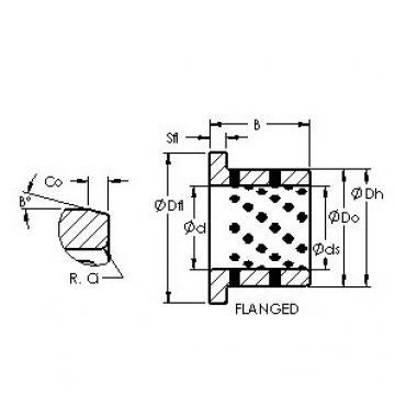 AST AST650 F203040 Rodamientos Deslizantes