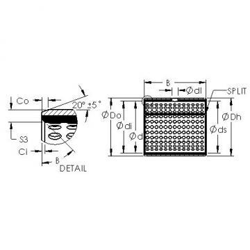 AST AST800 3215 Rodamientos Deslizantes