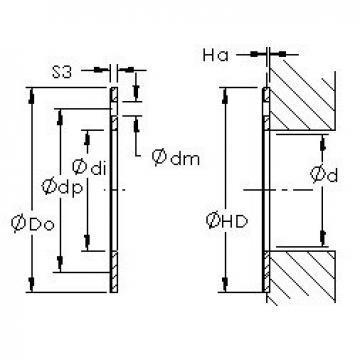 AST AST40 WC12 Rodamientos Deslizantes