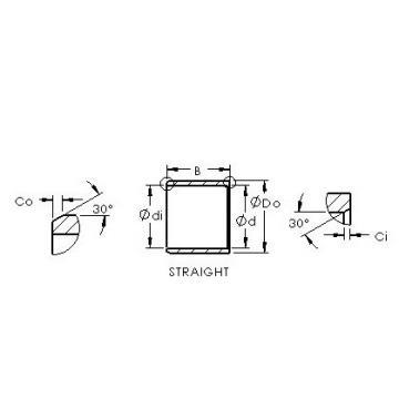 AST ASTEPB 6065-40 Rodamientos Deslizantes