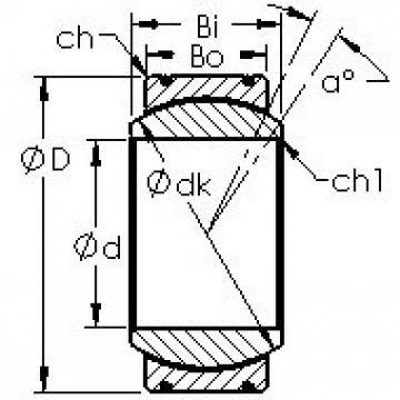 AST GE100XT/X Rodamientos Deslizantes