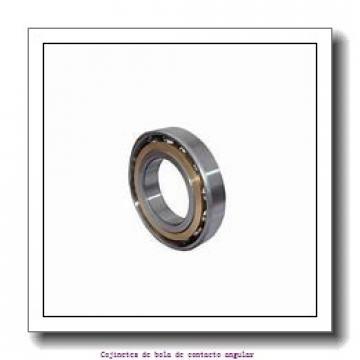 228,600 mm x 244,475 mm x 7,938 mm  NTN KXB090 Cojinetes De Bola De Contacto Angular