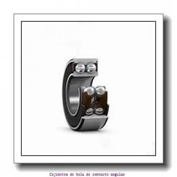 120,000 mm x 190,000 mm x 66,000 mm  NTN DE2409 Cojinetes De Bola De Contacto Angular