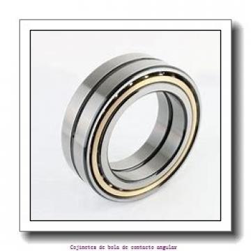 30 mm x 72 mm x 27 mm  ISB NJ 2306 Rodamientos De Rodillos