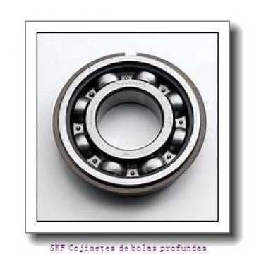 57.15 mm x 127 mm x 31.75 mm  SKF CRM 18 A Cojinetes De Bola