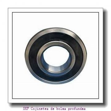 25 mm x 62 mm x 17 mm  SKF NUP 305 ECNP Cojinetes De Bola
