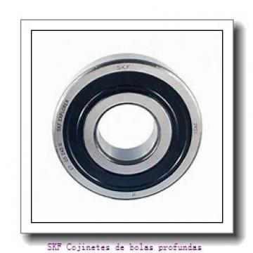 40 mm x 90 mm x 23 mm  SKF NU 308 ECJ Cojinetes De Bola