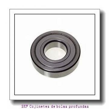 133.350 mm x 190.500 mm x 39.688 mm  NACHI 48385/48320 Rodamientos De Rodillos Cónicos
