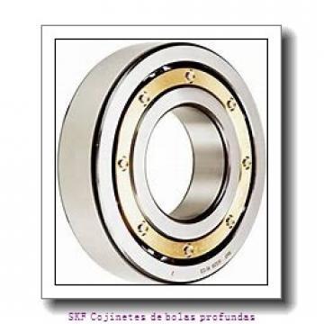 70 mm x 125 mm x 24 mm  SKF NJ 214 ECP Cojinetes De Bola