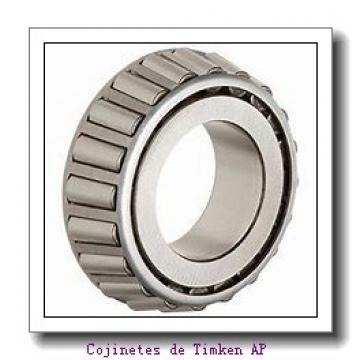 Axle end cap K412057-90010 Cojinetes integrados AP